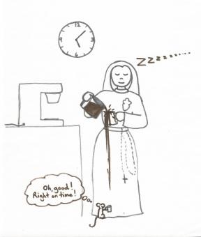 NunCoffeeSpillCartoonblog2012
