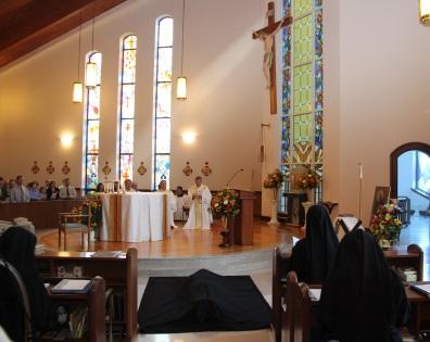UnderthePallLitany of saints