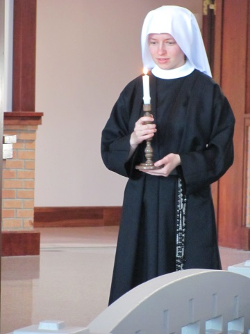 To Be Totally His — Passionist Nuns