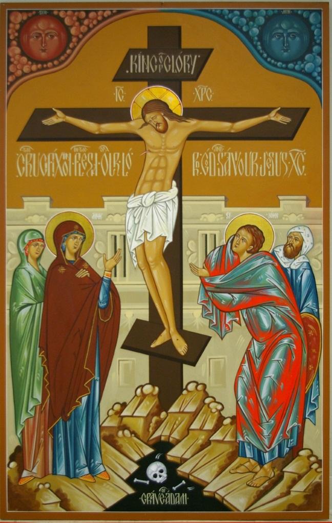 crucifixionMaryJohnblog2015