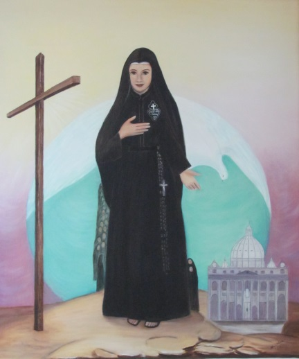 Mother Mary Crucified of Jesus - First Passionist Nun