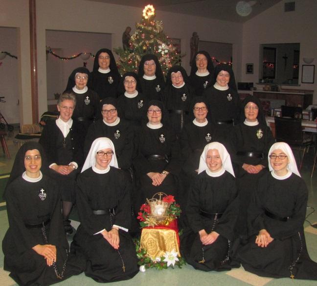 Passionist Nuns of St. Joseph Monastery - Christmas 2015