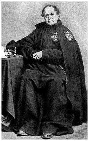 Father Ignatius Spencer - Passionist Missionary