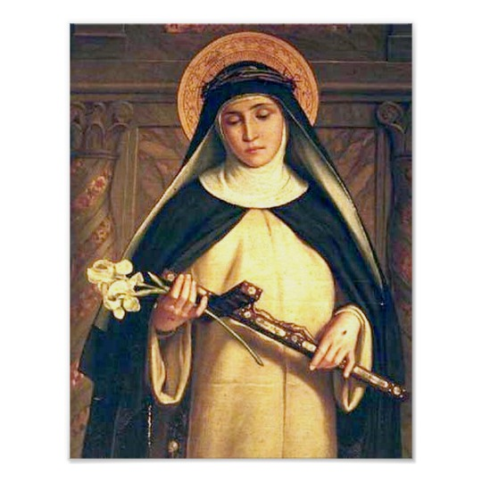 Memorial Of St Catherine Of Siena Passionist Nuns