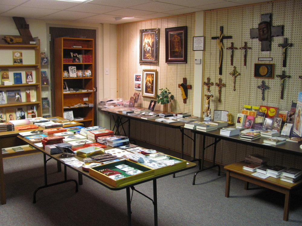 Passionist Inspirations Shop