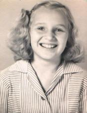 Betty Jean, age 6