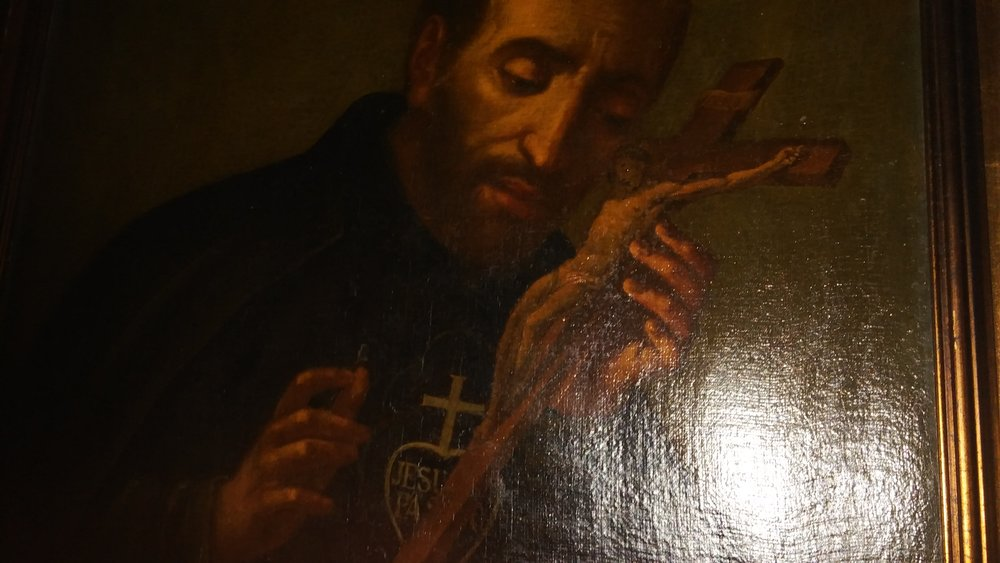 Fr. Fulgentius of Jesus (Pastorelli) - another early Passionist, friend of St. Paul of the Cross, and long-time Novice Master for the budding Congregation.
