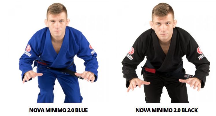 €89 Nova Minimo 2.0 Blue and black