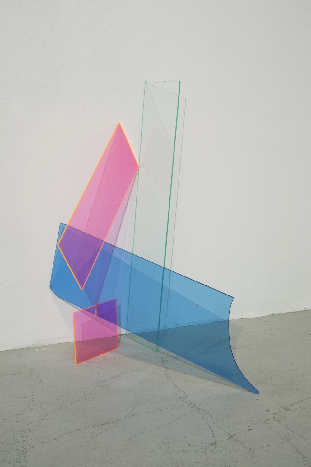 2012  COLOR/FORM, curated by Rocio Aranda-Alvarado, Cuchifritos, New York