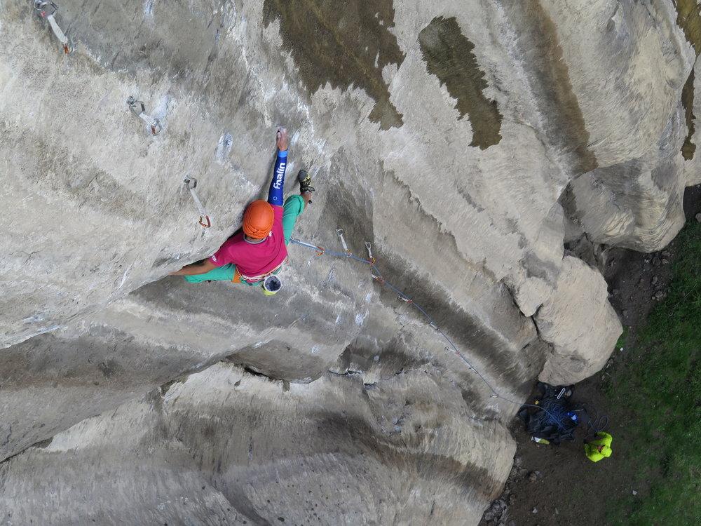 Rock Climbing San Juan