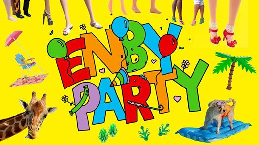 ENBY PARTY July 1st at Cafe Racer - I'm super stoked to be participating in this mini music fest! My set time is TBD. Please check here for updates.Emma Lee Toyoda and Kid are very excited to introduce ENBY PARTY at Cafe Racer !! This is an all-day mini fest centered around non-binary musicians, artists, and organizers !!