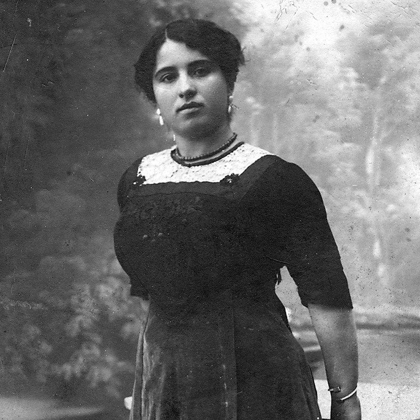 My Grandmother, Gilda Doganiero.