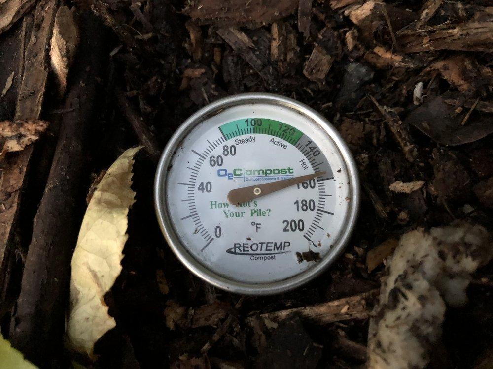 Pile Temperature