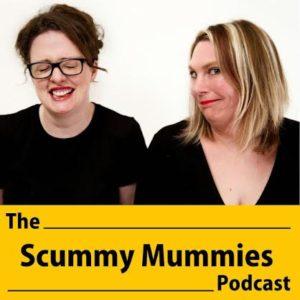 Scummy Mummies - De engelske komikerne Helen Thorn og Ellie Gibson diskuterer en rekke relevante problemstillinger for moderne foreldre, fra kultur og nyheter til bleier og fiskepinner. Scummy Mummies er podcasten for alle uperfekte foreldre (altså alle) som bare vil lene seg tilbake, slappe av og le på vår egen og barnas bekostning.