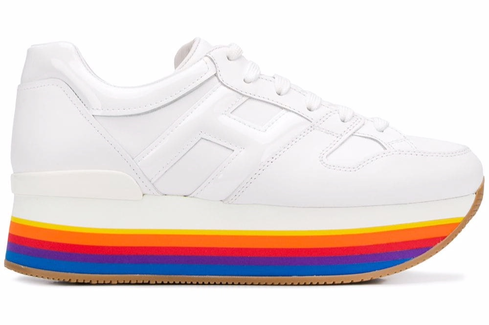 Hogan - Rainbow sole sneakers, 510$ USD