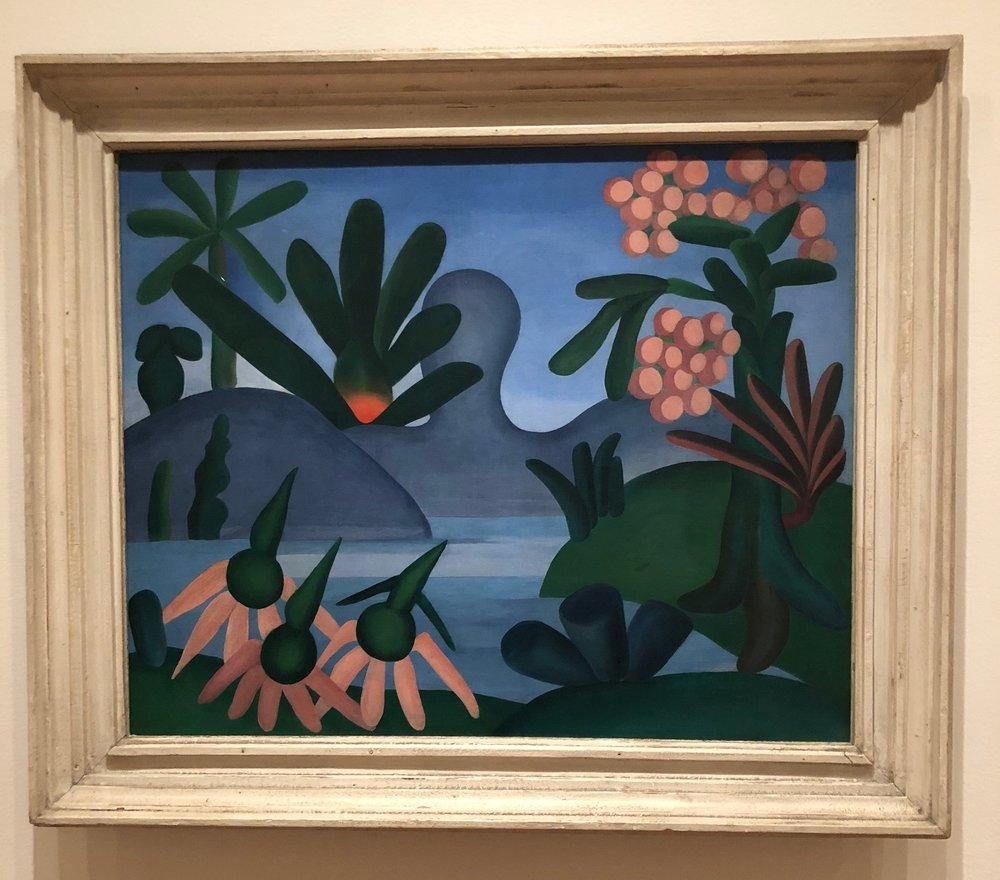 Tarsila do Amaral at MoMA