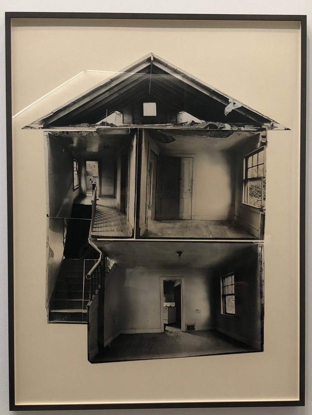 Gordon Matta-Clark at David Zwirner Gallery