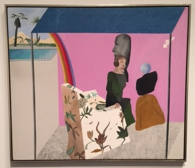 David Hockney at Met Museum