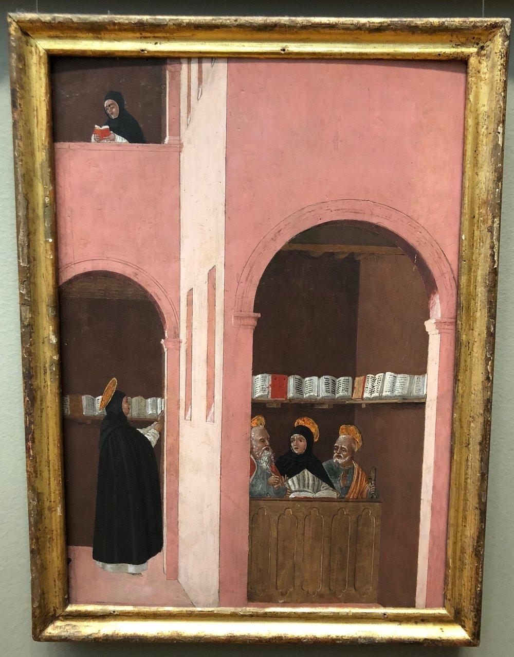 Bartolomeo degli Erri at Met Museum