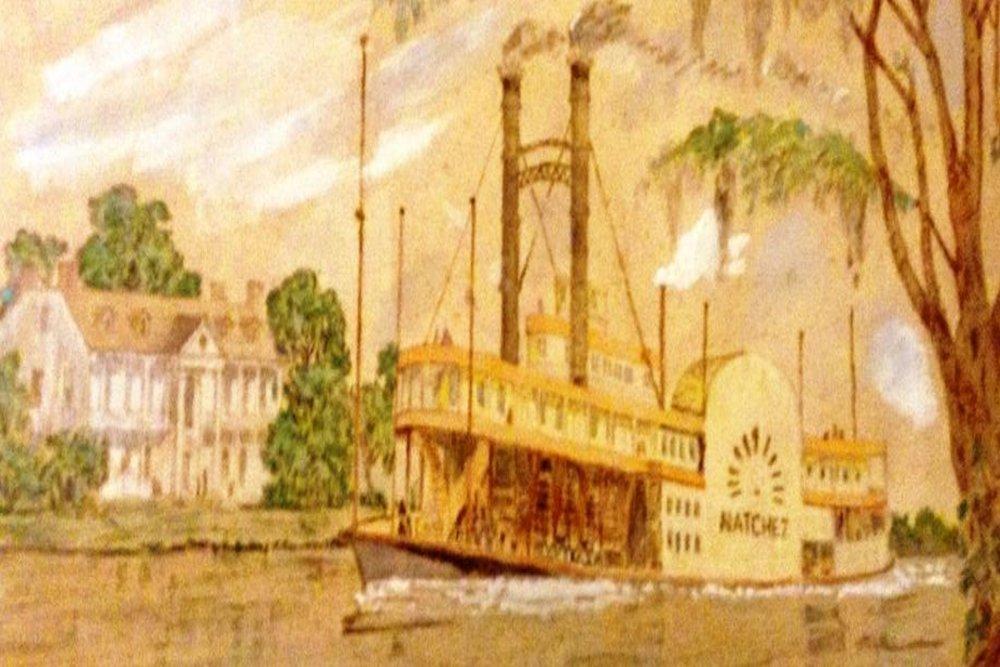 Riverboat B&B - (601) 445-8217  Visit Website