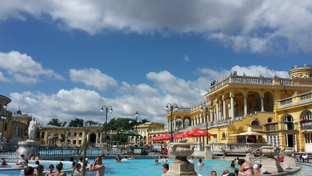Budapest, city break, travel tips, Széchenyi thermal baths, Budapest baths, sights to see in Budapest, Scottish Bitches Blog
