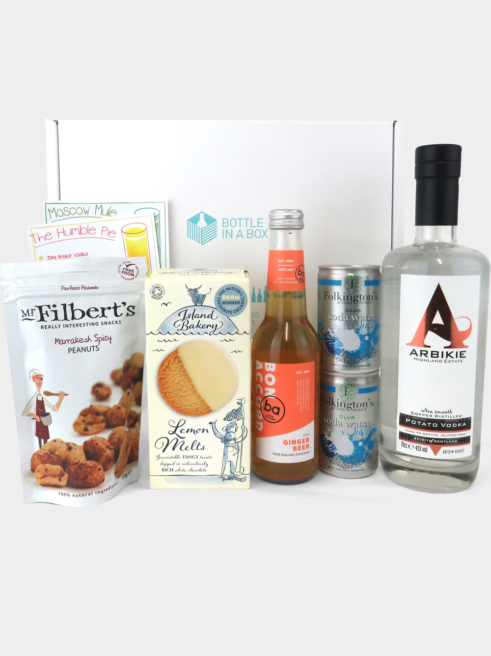 bottle in a box the subscription box for craft spirits scottish