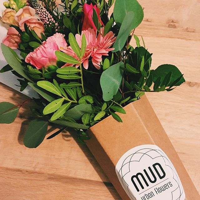 Thank you @mudurbanflowers for the beautiful bouquet! 😍 easily the most talented florist in Glasgow! #instagood