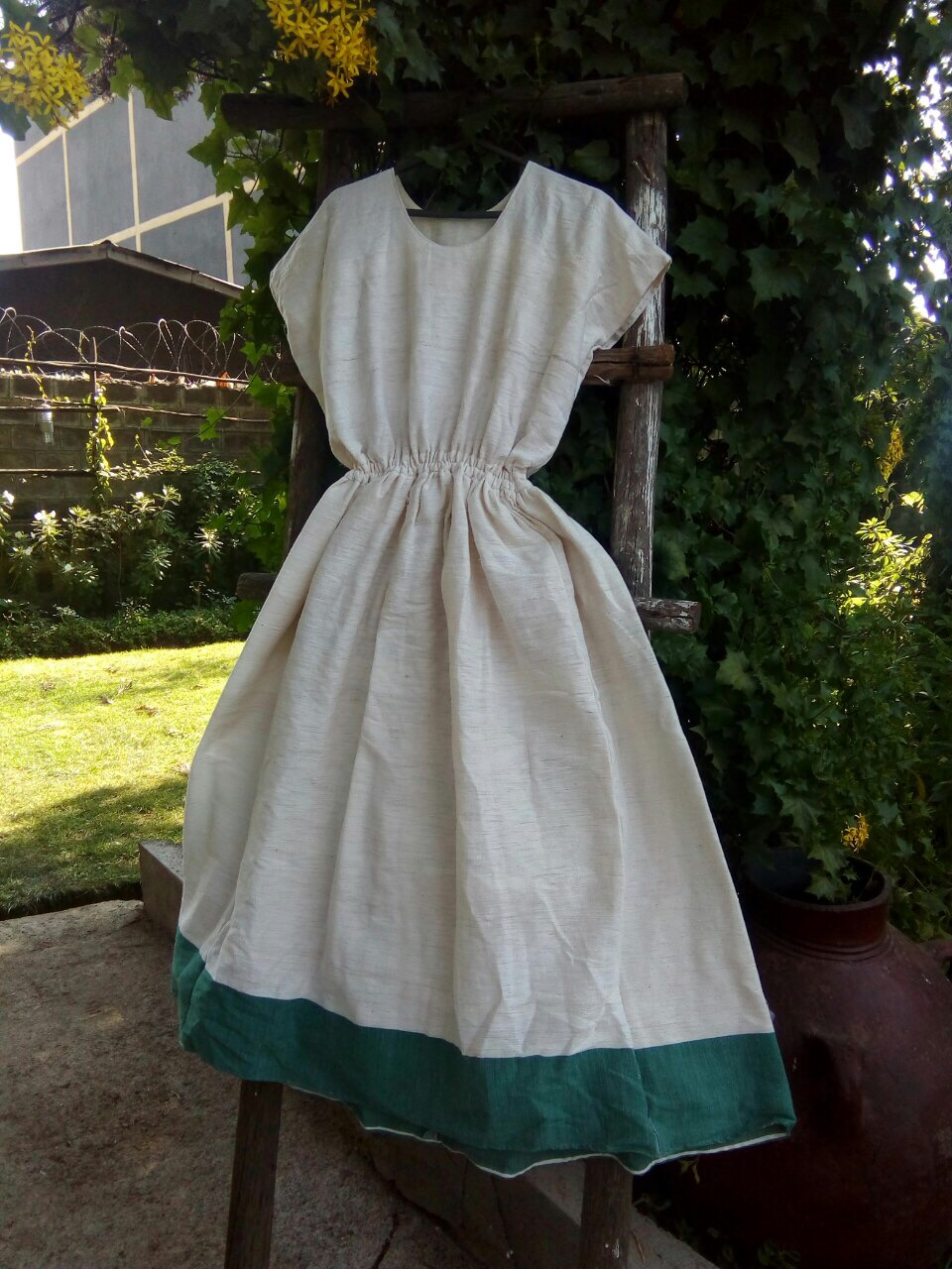 Mother Dress dark green.jpg