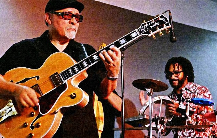Jaime Valle & Allan Phillips - Composers - Both have collaborated with Isaac Artenstein on a variety of film projects including Love Always and Tijuana Jews. Jaime Valle's extensive career as a performing and recording artist includes many popular Latin Jazz albums as well as major international jazz festivals and collaborations with Eddie Harris, Alex Acuña, Willie Colon, Poncho Sanchez, Mongo Santamaria and many others. Multi-instrumentalist Allan Phillips is Venezuelan-born, of African descent. He is recognized for masterfully incorporating traditional music from around the world into classical as well as contemporary realms. Allan is an award winning composer for both film and television and has worked on acclaimed album productions, recording sessions and performances with Donna Summer, Kenny Loggins, Al Jarreau, Sergio Mendes, Zap Mama and many more.
