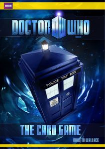 Doctor Who Card Game: The 12th Doctor