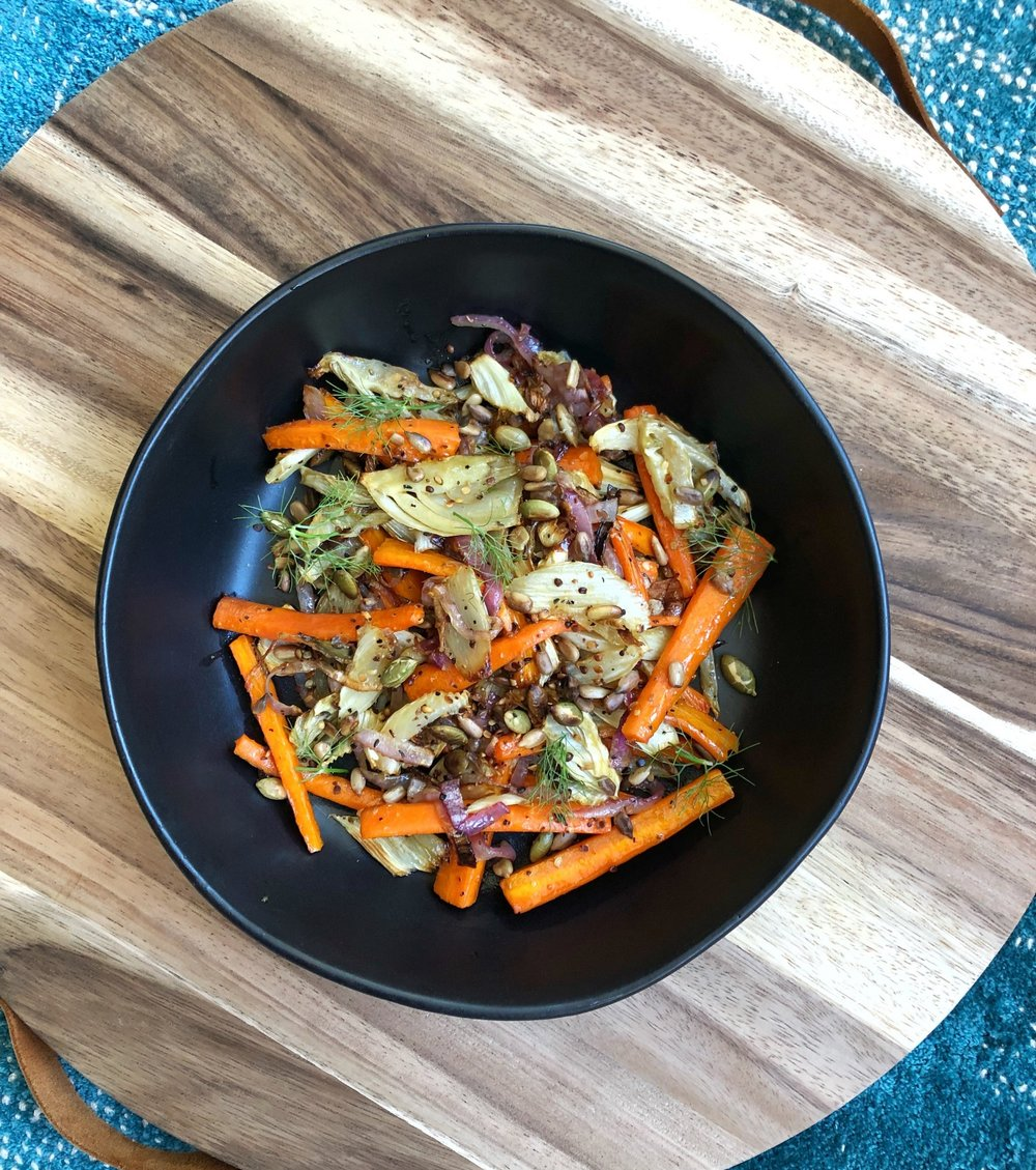 Fennel and Carrot Salad.jpg-clean-eating-salad-whole30-fennel-carrot-simple-clean-eats