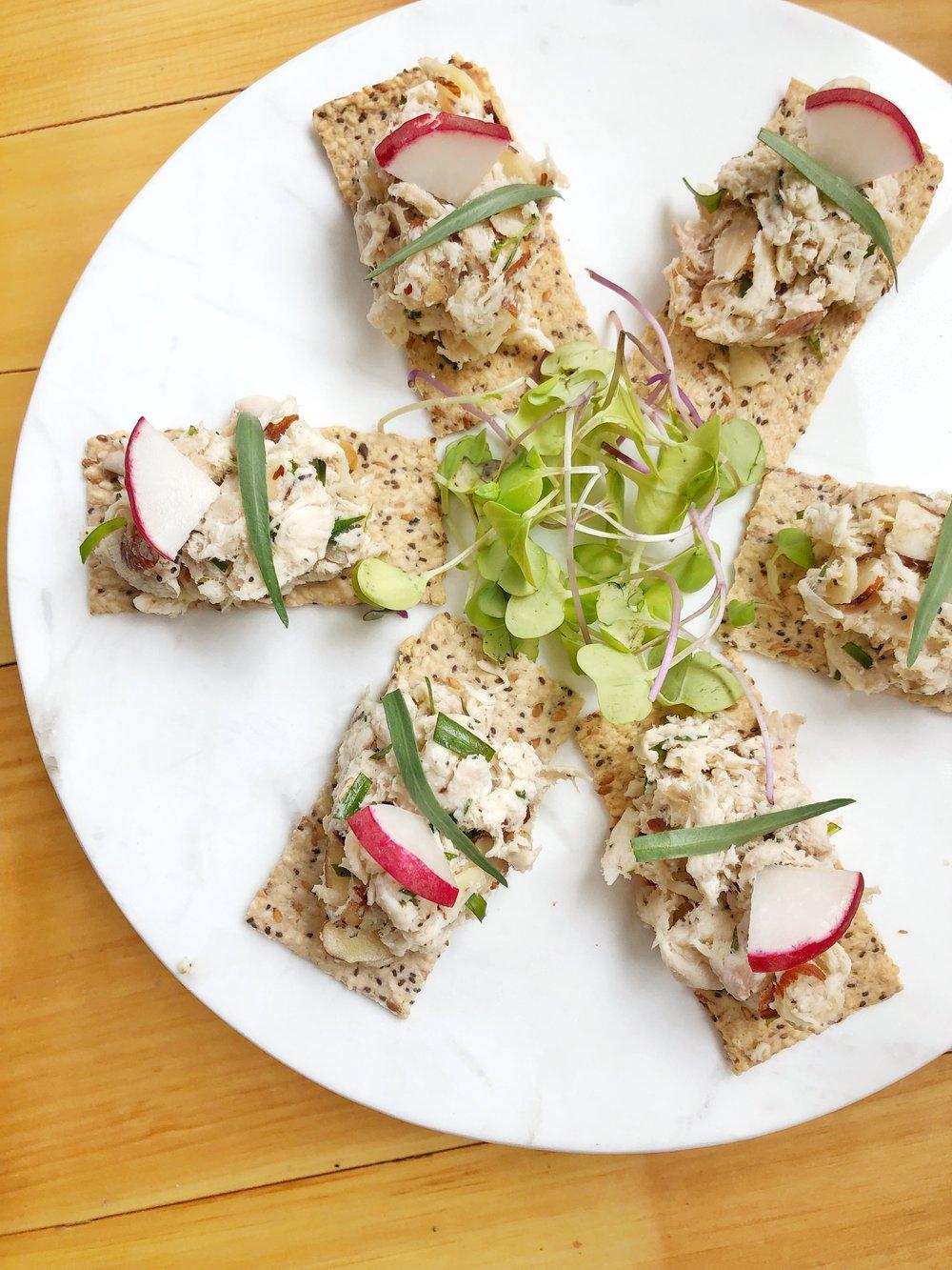Tarragon & Almond Chicken Salad.jpg-clean-chicken-salad-whole-30-recipe-lunch-clean-eating
