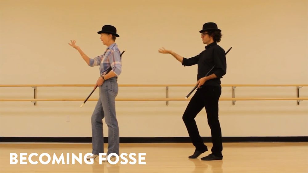 Becoming Fosse
