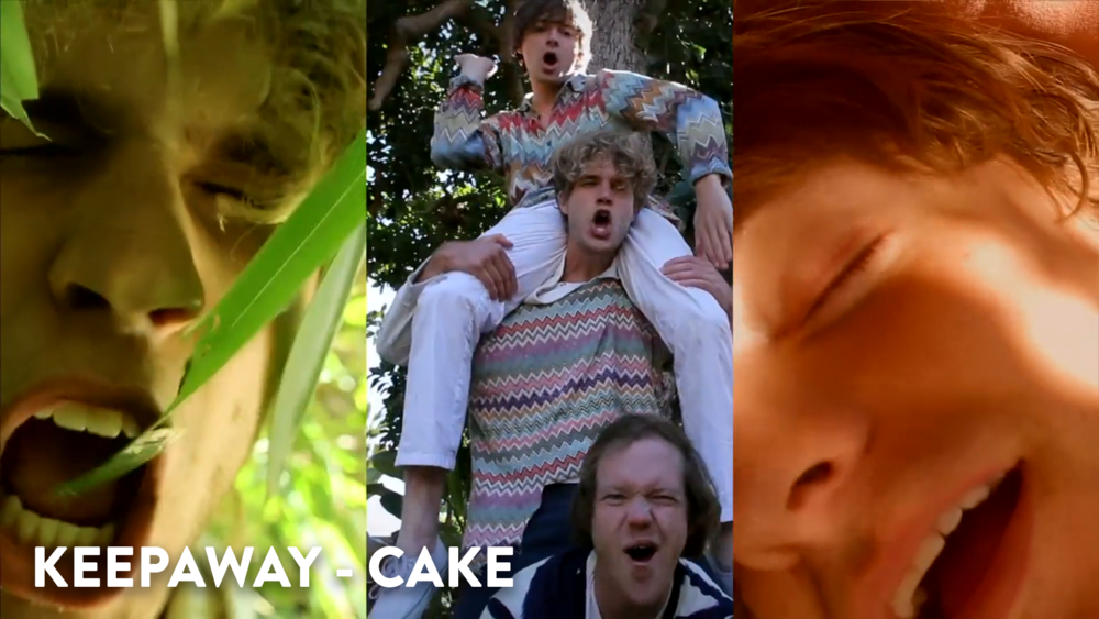 Keepaway - Cake