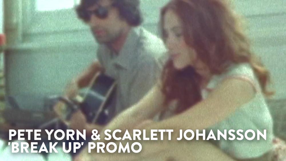 Pete Yorn & Scarlett Johansson 'Break Up' Promo