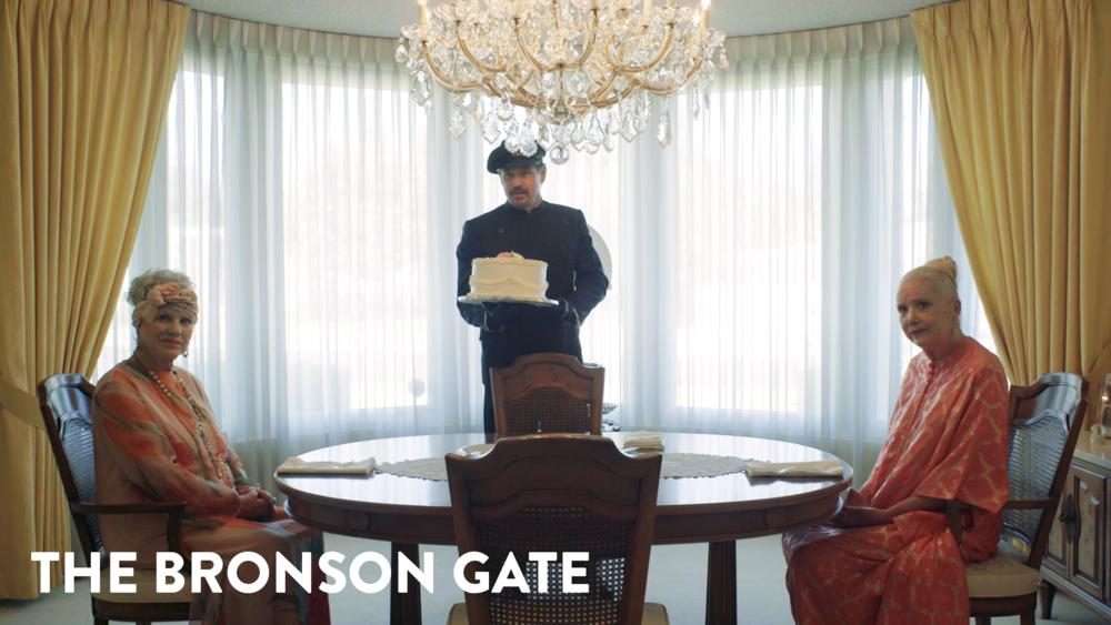 Bronson Gate