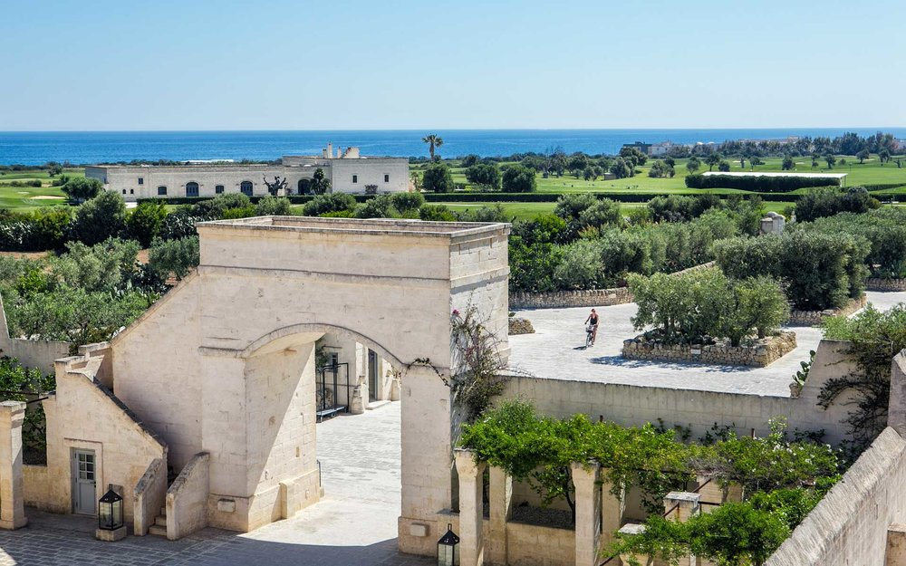 Borgo Egnazia- Puglia