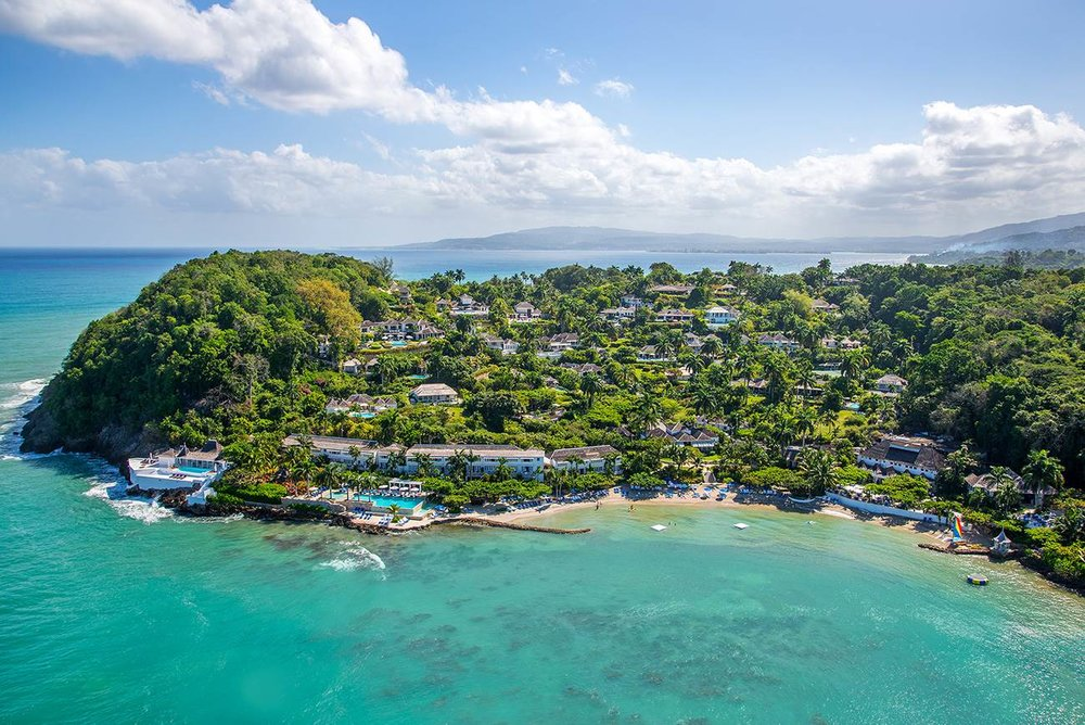Round Hill Hotel and Villas- Montego Bay- Jamaica