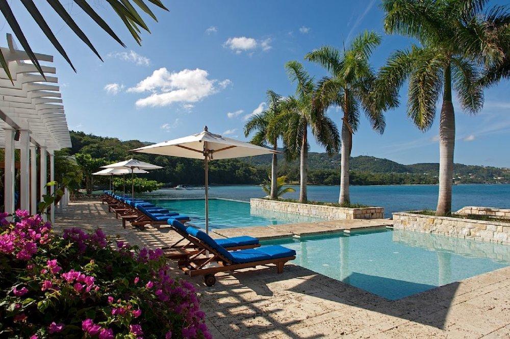 Round Hill Hotel and Villas- Montego Bay- Jamaica
