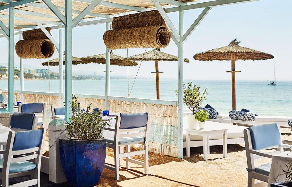 Marbella Club, Andalucia, Spain