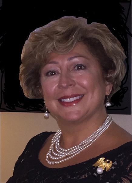 "Rosalinda ""Rosie"" Babin      Veteran &  Caregiver Advisor"