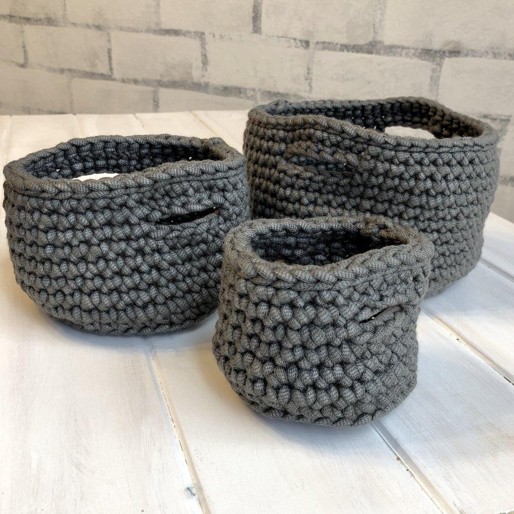 Nesting Baskets