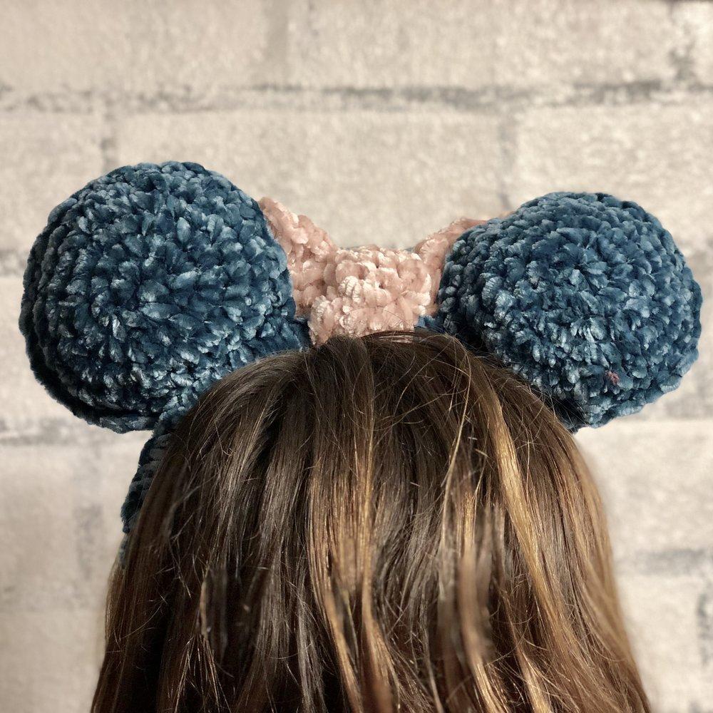 Velvet Mouse Ears