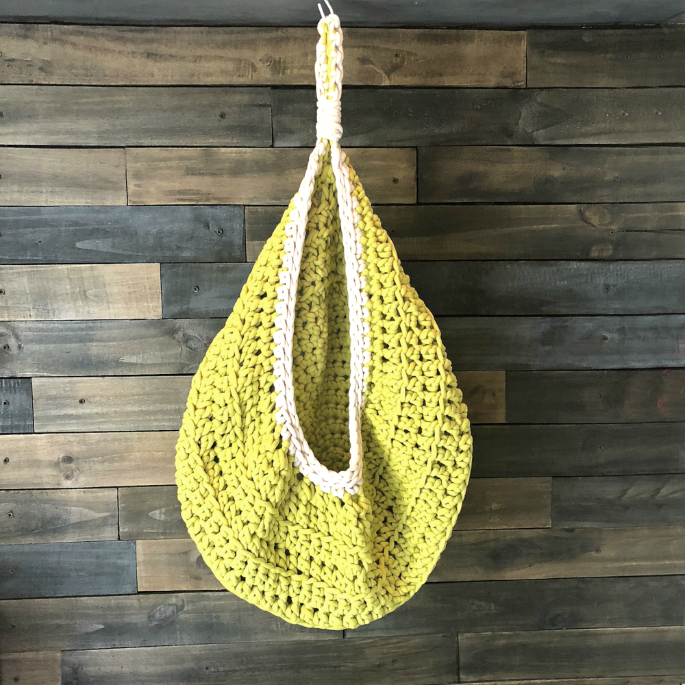 Grassland Hanging Storage Basket