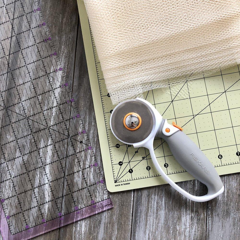 Heavy Duty Scrubby -  Crochet Pattern - The Roving Nomad