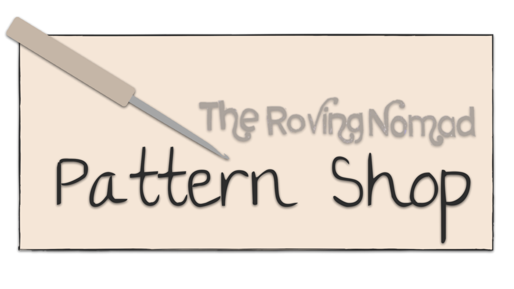 The Roving Nomad Crochet Pattern Shop