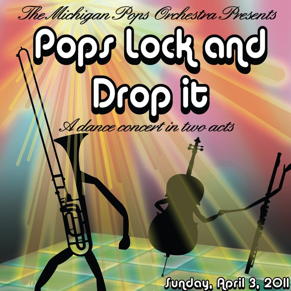 Pops Lock and Drop It - Winter 2011