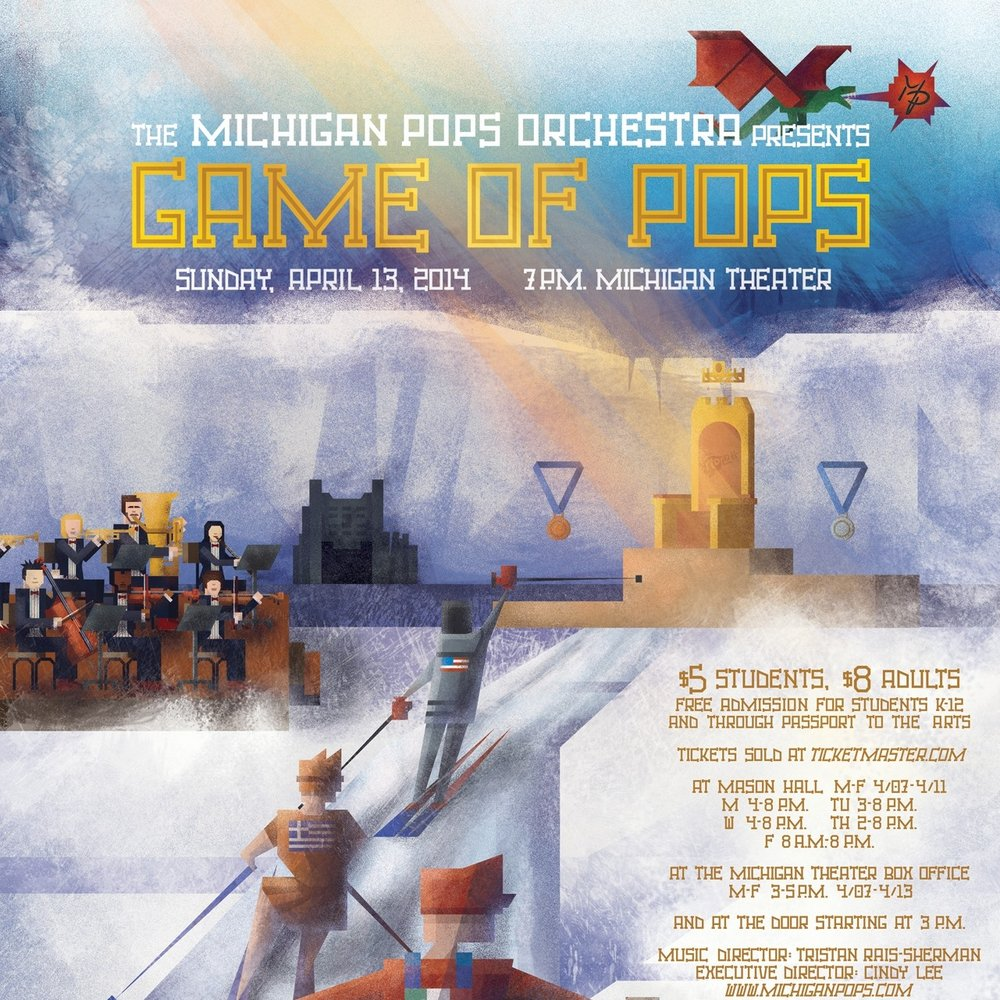 Game of Pops - Winter 2014