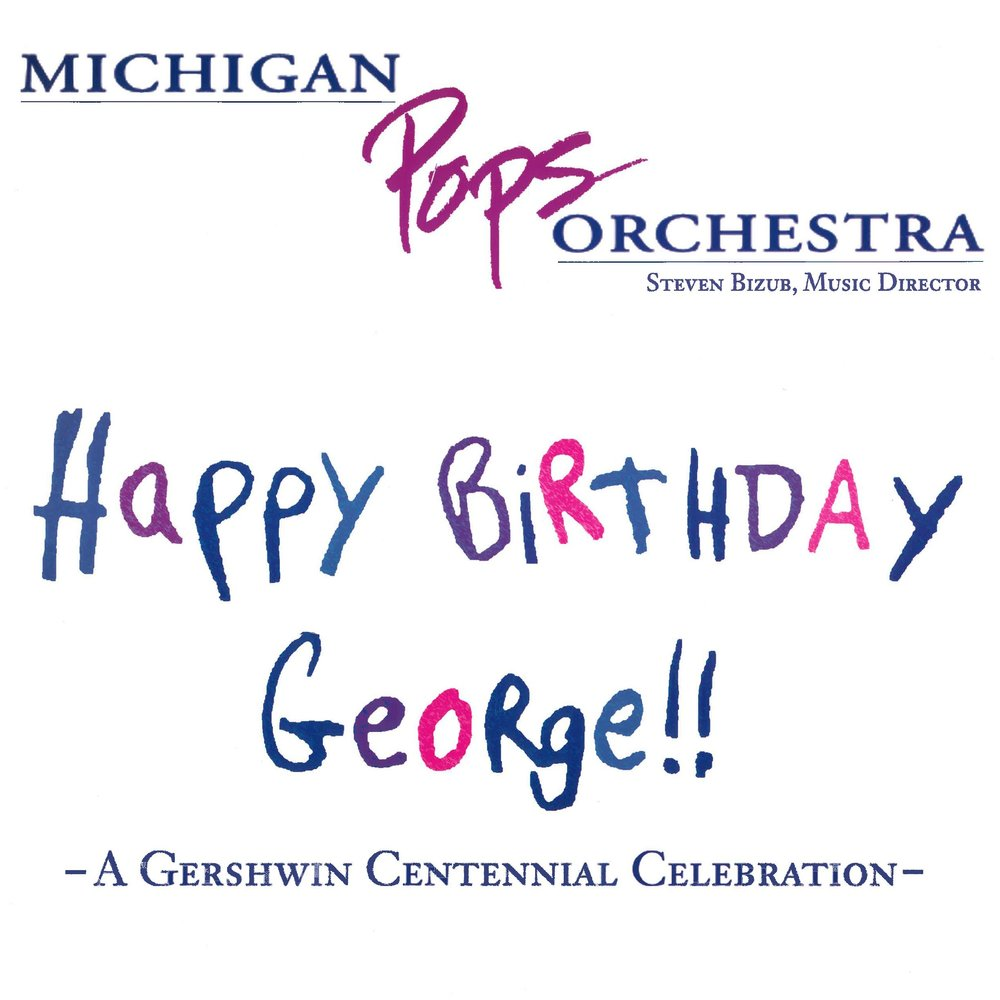 Happy Birthday George! - Winter 1998