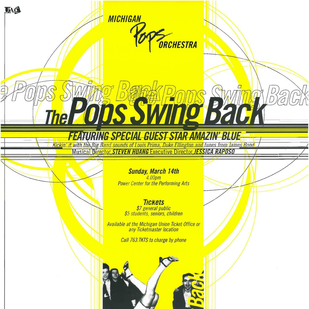The Pops Swing Back - Winter 1999
